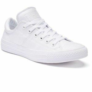 Chuck Taylor All Star Madison Low Leather Sneaker